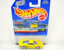 Mattel Hot Wheels Jaguar XJ220 X-Ray Cruiser Series