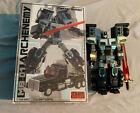 Transformers Masterpiece Fanshobby MB-01 Scourge/Nemesis Prime/Archenemy