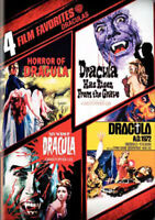 Horror of Dracula/ Has Risen from the Grave/ Taste the Blood of/ AD 1972 DVD NEW