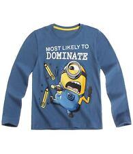 Minions T-Shirt Camiseta Suéter Camisa Somerset Pijama