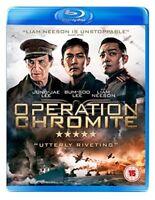 Operation Chromite [Blu-ray] [DVD][Region 2]