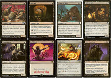 MTG Rats Deck - Pack Rat, Swarm, Lashwrithe, Ogre Slumlord - Magic the Gathering