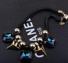 Crystal Princess Statement Costume Necklaces & Pendants