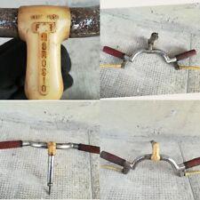 vintage  handlebar manubrio FAT Ambrosio condorino condor bianchi dei legnano