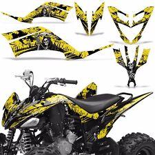 Yamaha Raptor 250 Decal Graphic Kit Quad ATV Wrap Deco Racing Parts 08-14 REAP Y