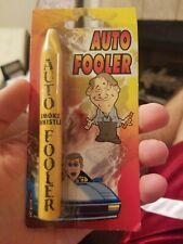 Auto Fooler Smoke Whistle
