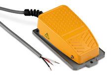 Fußtaster PFS-135A, 10 A/250 V~ Fußtaster PFS-135A, 10A, 250V~ 1,8m Kabel,