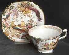 Royal Crown Derby OLDE AVESBURY (ELY-CHELSEA) Breakfast Cup & Saucer 834027