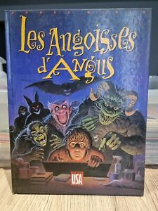 LES ANGOISSES D'ANGUS // ANGUS McKIE // COMICS USA 1990