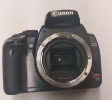 Canon EOS Digital Rebel XTi  400D 10.1 MP Digital SLR Camera Body