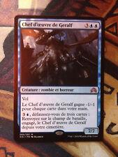MTG Magic FR  Chef d'Oeuvre de Geralf EX