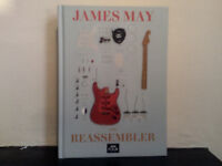 The Reassembler by James May (Hardback, 2017) Top Gear