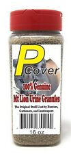 P-Cover Mt. Lion (Cougar, Panther) Granules. Pest Control  FREE SHIPPING!