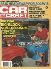 CAR CRAFT 1984 SEPT - BIG BLOCKS, SHOTGUN, GT350s