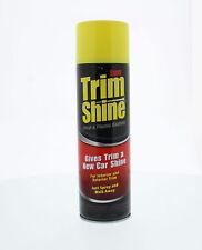 Stoner 91034 Car Care Trim Shine Aerosol - 12 oz.