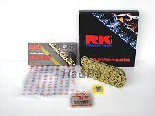 * Triumph Street Triple 675 RK Kettensatz chain kit GB525 GXW gold 2008 - 2009