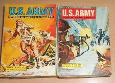 ED.BIANCONI SERIE  U.S. ARMY  LOTTO 23  NUMERI  1968  ORIGINALE !!!!!