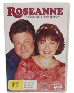 Roseanne : Fifth Season 5 3-Disc Set) Au R4 DVD Free Tracked Post