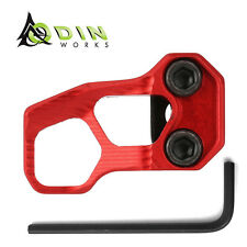 Odin Works XMR3 XMR 3 Enlarged Extended Mag Release Paddle/Magazine Button - Red