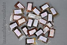 24 Sorten frischer loser Tee für Ihren Adventskalender zum Nachfüllen je 1 Tasse