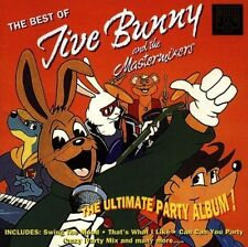Jive Bunny & the Master mixage Best of (12 tracks, 1994)
