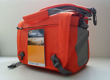 LOWEPRO NOVA SPORT 17 L AW CAMERA BAG WITH COVER PEPPER RED ROUGE PIMENT ORANGE