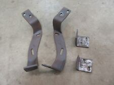 1964 Cadillac Sedan Deville exterior front bumper to frame mounting brackets