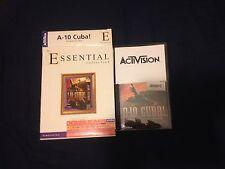 Clásico de la colección esencial A-10 Cuba! gran caja PC CD-ROM Juego Coleccionable