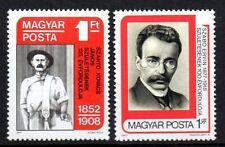 Hungary - 1977 Personalities Mi. 3239-40 MNH