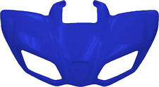NEW KAWASAKI KFX 700 DARK BLUE PLASTIC FRONT FENDER KFX700 PLASTICS