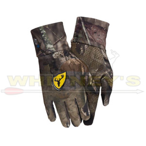 Blocker Outdoors Shield S3 Touch Text Glove RT Edge - LARGE-2305631-153-LG