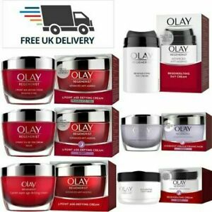OLAY Regenerist Advanced 3 Point Age-Defying Day Night Cream Serum Mask *New*