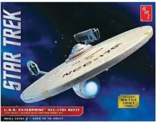 R2AMT1080 AMT 1:537 Star Trek Uss Enterprise Refit