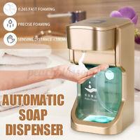 Shampoo Seifenspender Automatisch Elektrischer Infrarot Wand mit Sensor  aa