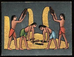 Tobacco Card, Cavanders, ANCIENT EGYPT, 1928, Large, #22