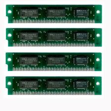 4 x 256KB Simm Module OKI RAM 30pin 286 386 486 Computer