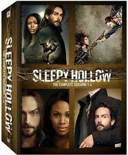 Sleepy Hollow: The Complete Seasons 1-4 [New DVD] Oversize Item Spilt , Boxed