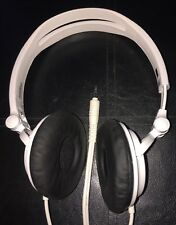 SONY MDR-V150 DJ Headphones White - Excellent Condition