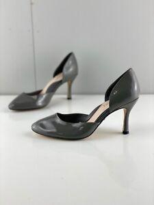 Florsheim Women's Stiletto Pump High Heel Shoes Size 36 Grey