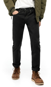 Genuine Levis 502 Regular Taper Fit Stretch Mens Twill Jeans