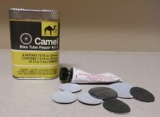 VINTAGE CAMEL BIKE TUBE TIRE GAS OIL DISPLAY CAN NOS