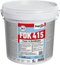 Sopro Fixier- & Dicht Kleber FDK 415 6,65kg Abdichtung Kleber abdichten