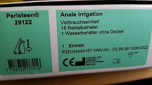 2 Set`s PERISTEEN Rektalkatheter für anale Irrigation a 15 Stück 29122