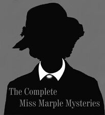 Miss Marple Complete Collection on mp3 dvd More than 90 Hours