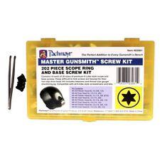 Gunsmith Firearm Hunting Tools Gun Repair Fix Set Torx-Style Ring Base Screw Kit