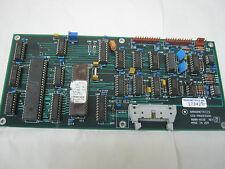 Nanometrics CCD Processor Bd 8200-0332 Rev D , Pulled from Nanospec 215 FTM