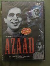 DVD Azaad BOLLYWOOD MOVIE Dilip Kumar Meena Kumari w ENGLISH SUBTITLE