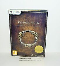JEU PC COMPLET THE ELDER SCROLLS ONLINE