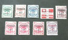 Samoa-1899/1900-Provisional Govt issues-Mounted mint