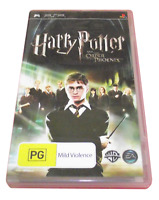Harry Potter and the Order of the Phoenix Sony PSP Game